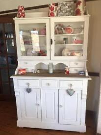 Shabby Chic Vintage Pine Dresser