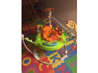 Jumperoo. Excellent condition - barely used.