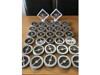 Harry Potter Fidget Spinners - Job lot - collection only - 34 in total
