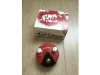 BAND OF GYPSYS JIMI HENDRIX FUZZ FACE! *WITH BOX*
