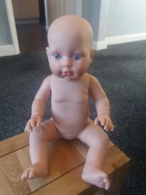 BABY ANNABELL BATH TIME FUN - SHIVERING DOLL