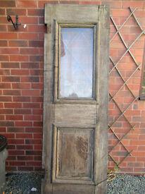 EDWARDIAN OAK DOORS -( 5 matching )