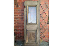 EDWARDIAN OAK DOORS -( 5 matching )