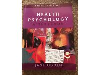 Health psychology A textbook- Third edition
