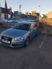 Audi a3 sline black edition