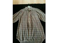 Original Aquascutum long sleeved shirt