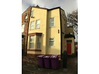 1 Bed Ground Floor Flat in Kremlin Drive L13 Nicely Decorated Throughout £395 Pcm