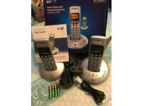 BT Cordless Answer Machine Set