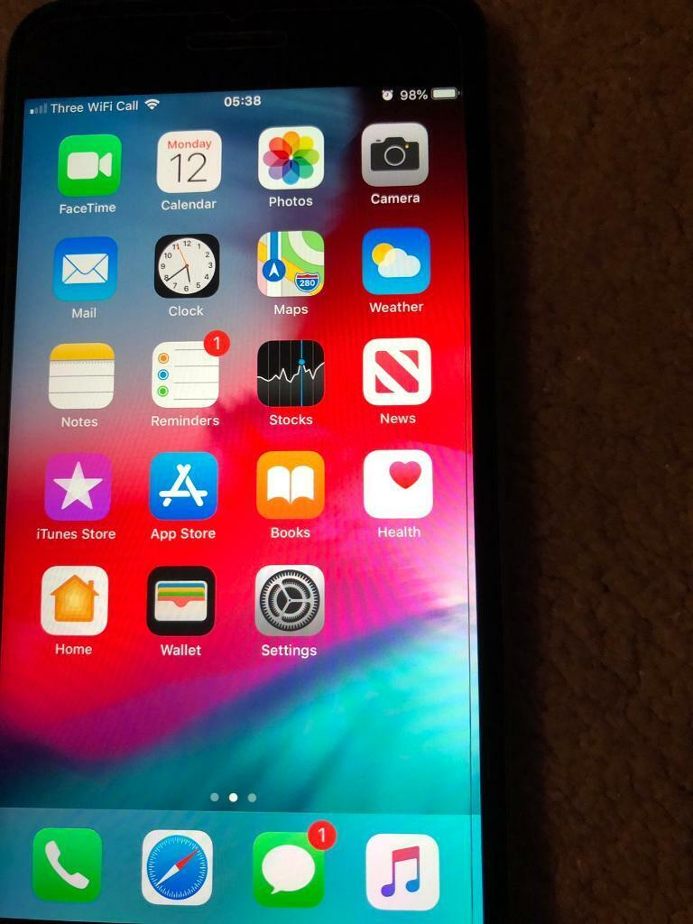 iPhone 6s Plus 128 GB unlock | in Blackford, Edinburgh | Gumtree