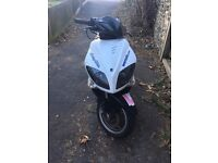 Sinnis matrix 125cc