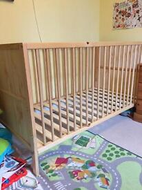 COT BED (without mattress)