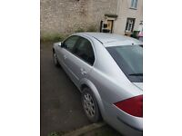 For sale ford mondeo 1.8.