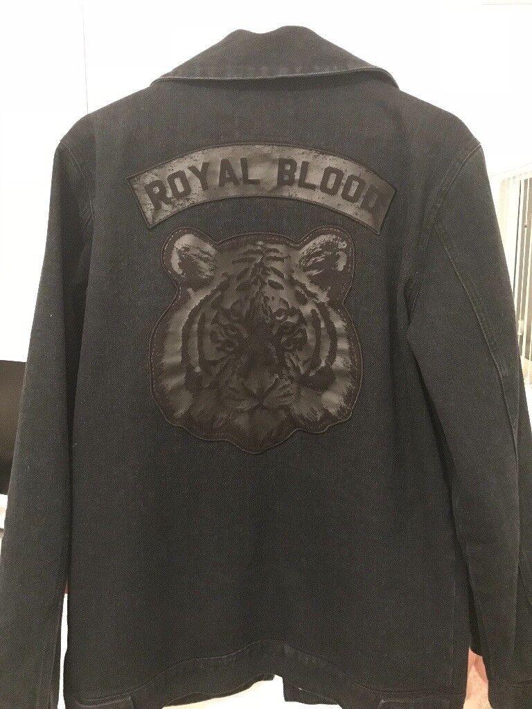 45233815cd Royal blood denim jacket   in Salford, Manchester   Gumtree
