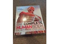 The complete human body book anatomy