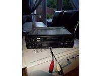 Phillips old school radio cassette