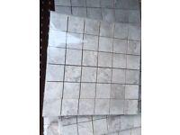 Mosaic Tiles X 18 Sheets (NEW)
