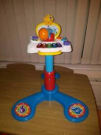 vtec sit to stand music tower