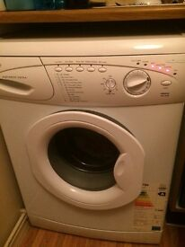 Hotpoint washing machine £25 collection only