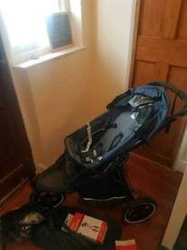 Luxury Phil and Ted Single Pushchair