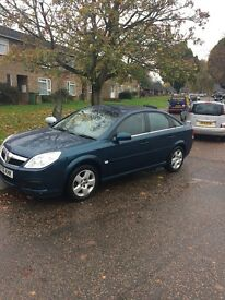 Vauxhall vectra 1.8 exclusive 9 months m.o.t