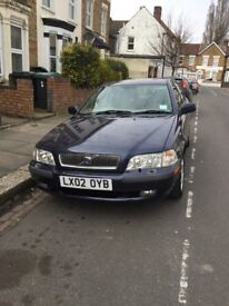 Volvo V40 2002, 1.8L Petrol, Manual - Leather+Heated Seats, Climate Control, New Exhaust, 1 Year MOT