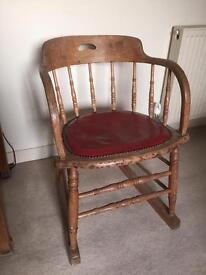 Captain's Armchair/ Chair