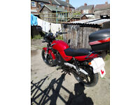 "Yamaha ybr 125ed 2008 efi 18000mls 10 months mot ""SWAP FOR ?"""