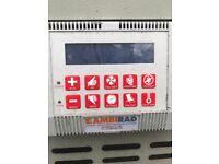 Ambi Rad Tubular Gas Cabinet Heater