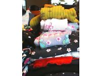 REDUCED PRICE. GIRLS CLOTHES ASSORTED BUNDLE. AGES 5 - 8