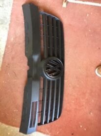 VW Transporter grill
