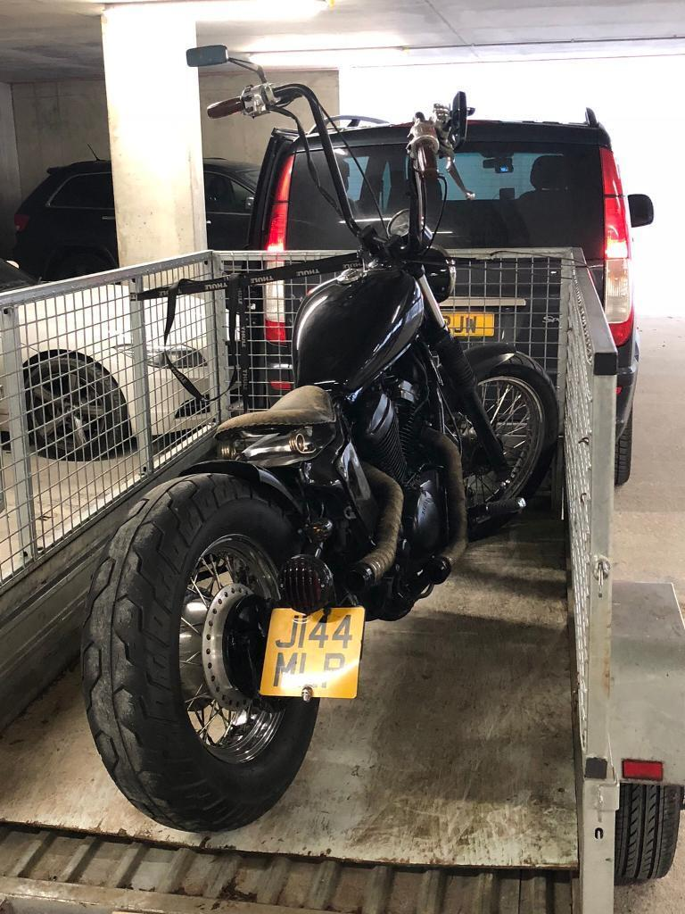 Honda Shadow 600 Custom Bobber In Maidenhead Berkshire