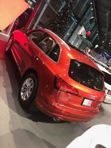Audi Q5 2017 lease takeover