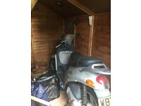 Spares or repair Piaggio Liberty 50cc scooter
