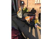50cc moped for sale!