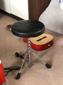 old drum seat