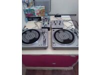 Ministry of sound turntables pair