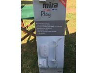 Mira Play electric shower 9.5 kW / 240 v