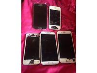 Spairs and repairs phones