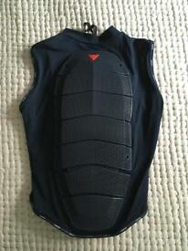 Dainese back protector Mens M