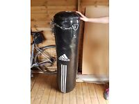 Addidas 4ft boxing vinyl punch/kick bag