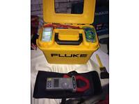 Fluke 6500 pat/appliance tester