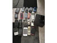 JOBLOT OF PHONES £60