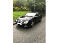 2005 mercedes c220cdi sport edition coupe automatic