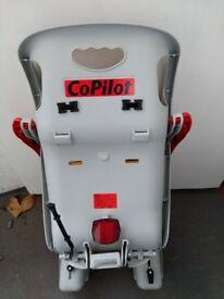 CoPilot child bike seat As New