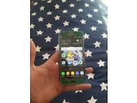 S6 edge green 32g unlocked mint