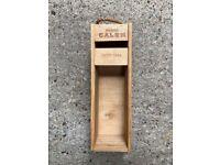 Wooden Wine Box/Storage Gift Box