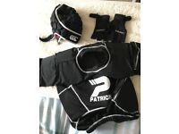 Boys/ men's rugby kit, size small