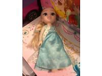 Elsa big toddler doll