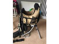 Cosatto baby back carrier