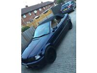 BMW e46 325i convertible (11 months mot)sell or swaps why